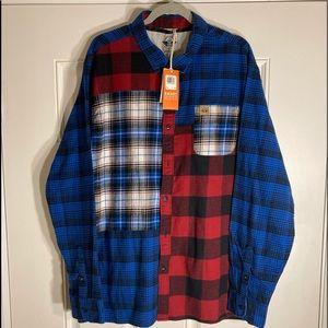 Dockers Smart Series flannel shirt